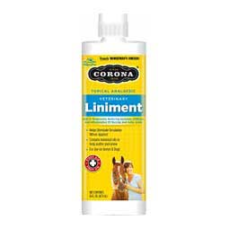 Corona Veterinary Liniment Topical Analgesic for Horse & Dogs Manna Pro